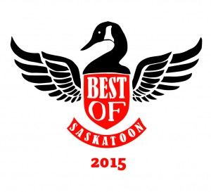 Best of Saskatoon Badge 2015
